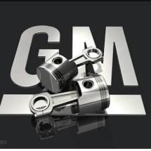 GM Part Motor Logo