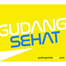 Logo Gudang Sehat Store
