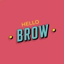 Logo Hellobrow.id