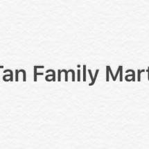 Logo Tan Family Mart