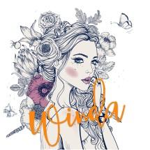 Logo Winda Cosmetic