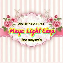 Logo Maya's Light Shop