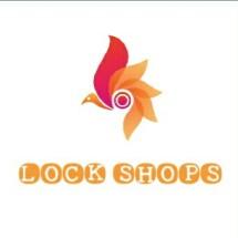 Logo lock shops