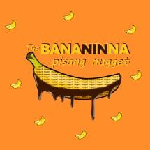 Logo BANANINNA PISANG NUGGET