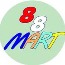 Logo 88 Mart