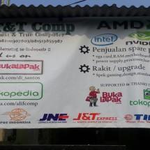 Logo Alif Computer Branded
