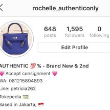 Rochelle Authenticonly Logo