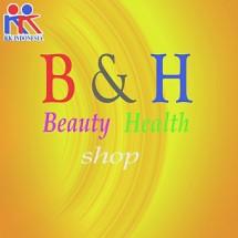 Logo Beauty Health Shop,