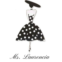 Logo ms laurencia