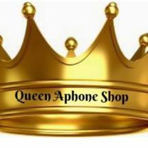 Logo Queen Aphone Shop