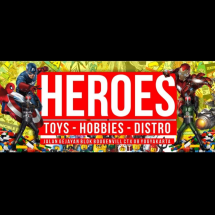 Heroes Figure Jogja