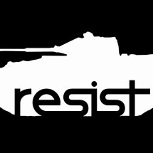 RESIST merch