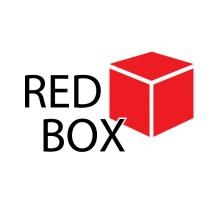 Logo redbox corner