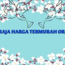 Logo RAJA HARGA TERMURAH ORI