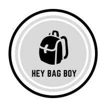 Logo Hey Bag Boy