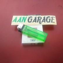 Logo aan garage
