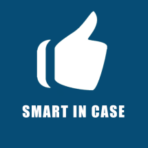 Logo Smart in case