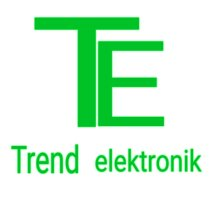 Logo trend electronic