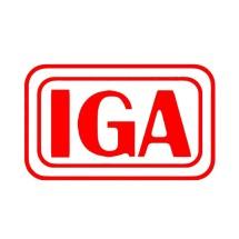 IGA Official Store Logo