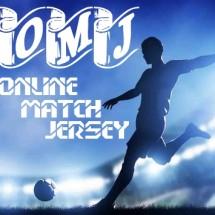 Logo Online Match Jersey