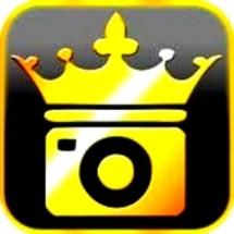 Logo king camera