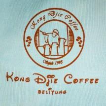 Logo Kong Djie Coffee shop