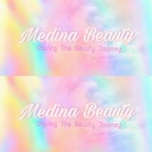Logo Medina Beauty