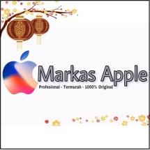 Markas Apple Logo