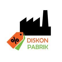 Logo Diskon Pabrik