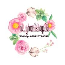aL_GhaniShop.id Logo