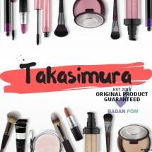 Logo Takasimura Kosmetik Shop