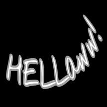 Logo Hellaww!!