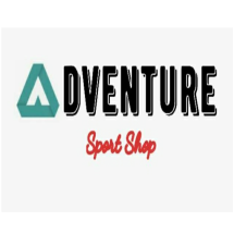 Logo adventure sport shop