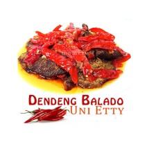 Logo Dendeng Balado Uni Etty