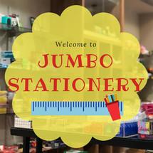 Logo Jumbo Stationery