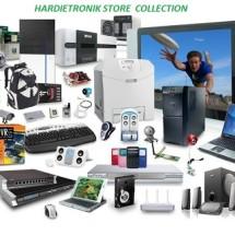 Hardietronik Store Logo