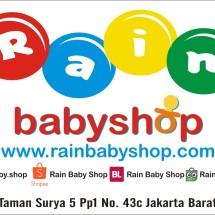 Logo Rain Baby Shop