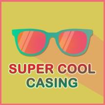 Super Cool Casing Logo