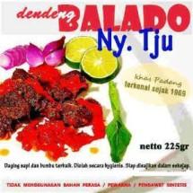 Logo Dendeng Balado Ny Tju