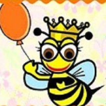 Logo bee party