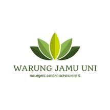 Logo Warung Jamu Uni