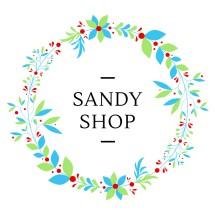 Logo sandyshop