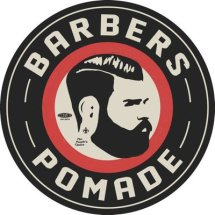 Logo BARBERS POMADE OFFICIAL