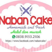 Logo Naban Cake