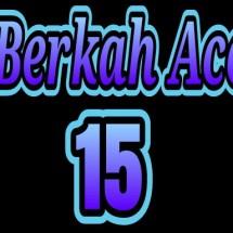 Logo Berkah Acc 15