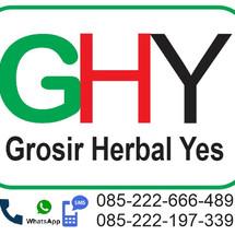 Logo Grosir Herbal Yes