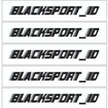 Logo Blacksport_id