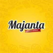 Logo MAJANTA CHIPS