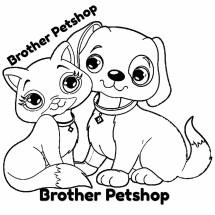 Logo Brother Petshop