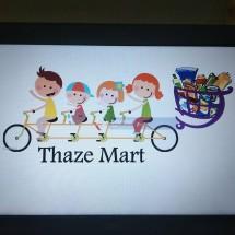 Logo Thaze Mart